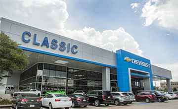 Classic Chevrolet - Sugar Land